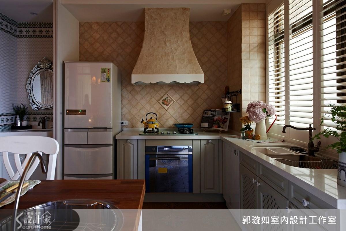 17坪新成屋(5年以下)_鄉村風案例圖片_郭璇如室內設計工作室_郭璇如_09之12