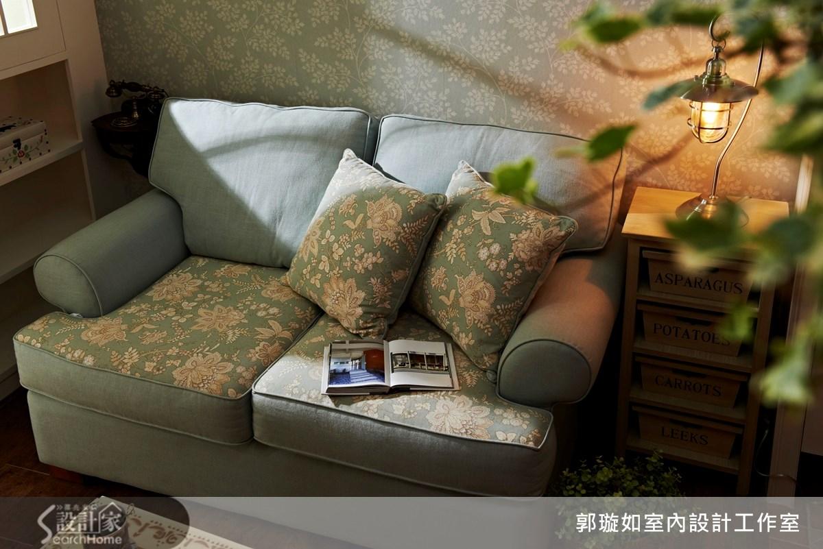 17坪新成屋(5年以下)_鄉村風案例圖片_郭璇如室內設計工作室_郭璇如_09之7