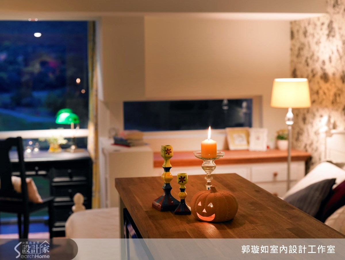 10坪老屋(16~30年)_鄉村風案例圖片_郭璇如室內設計工作室_郭璇如_05之17