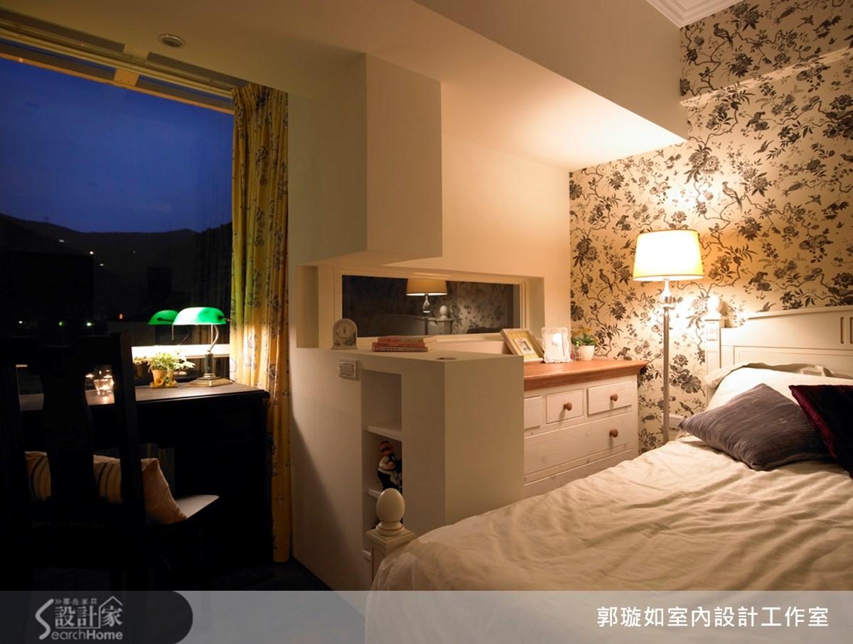 10坪老屋(16~30年)_鄉村風案例圖片_郭璇如室內設計工作室_郭璇如_05之16