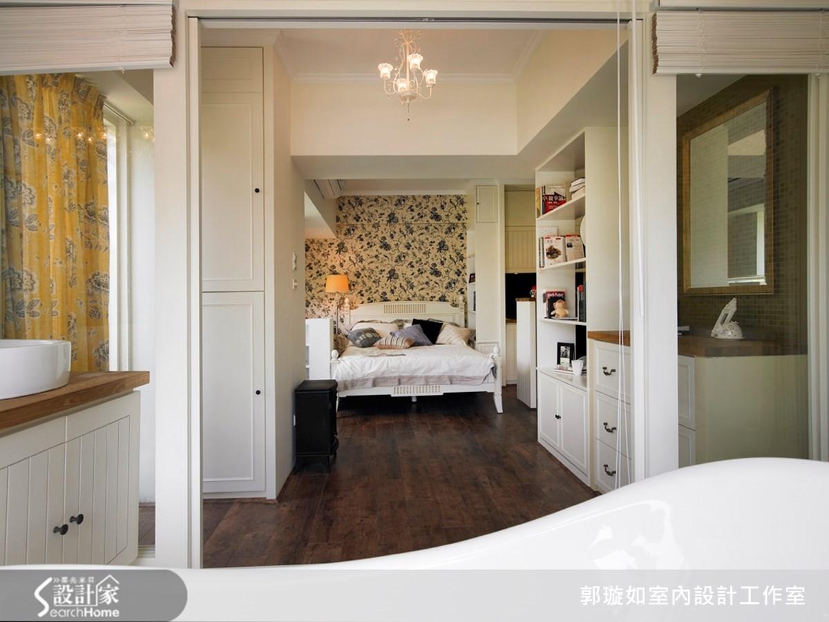10坪老屋(16~30年)_鄉村風案例圖片_郭璇如室內設計工作室_郭璇如_05之14