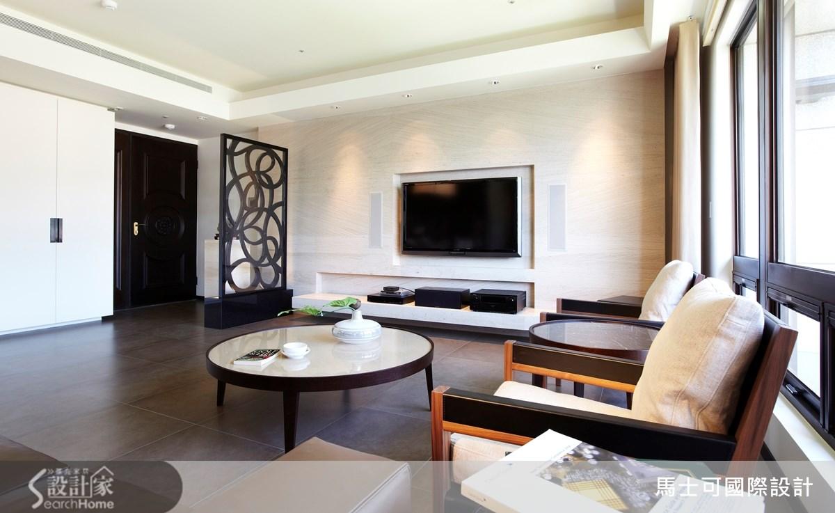 30坪新成屋(5年以下)_簡約風案例圖片_馬士可國際設計有限公司_馬士可_04之2