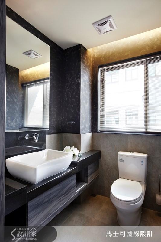 30坪新成屋(5年以下)_簡約風案例圖片_馬士可國際設計有限公司_馬士可_04之6