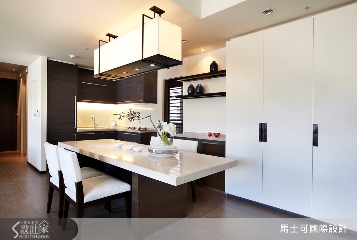 30坪新成屋(5年以下)_簡約風案例圖片_馬士可國際設計有限公司_馬士可_04之3