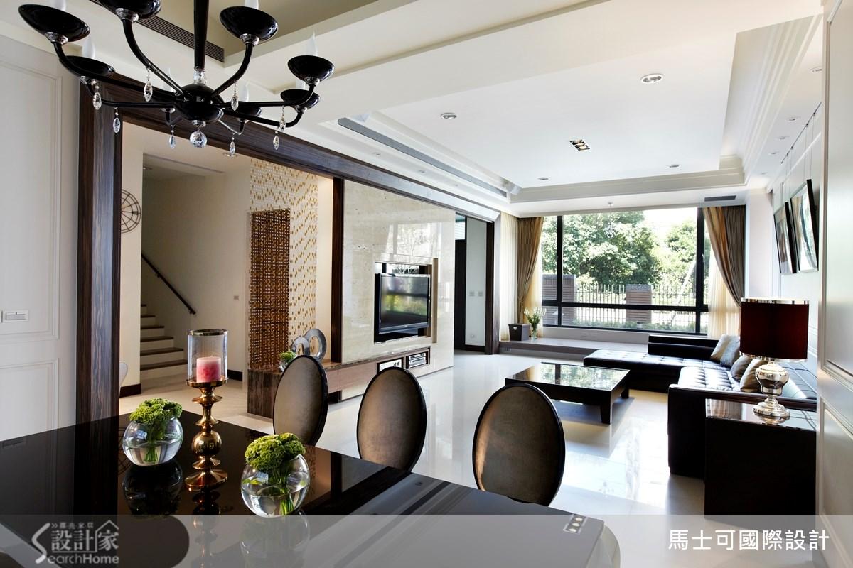112坪新成屋(5年以下)_簡約風案例圖片_馬士可國際設計有限公司_馬士可_05之2