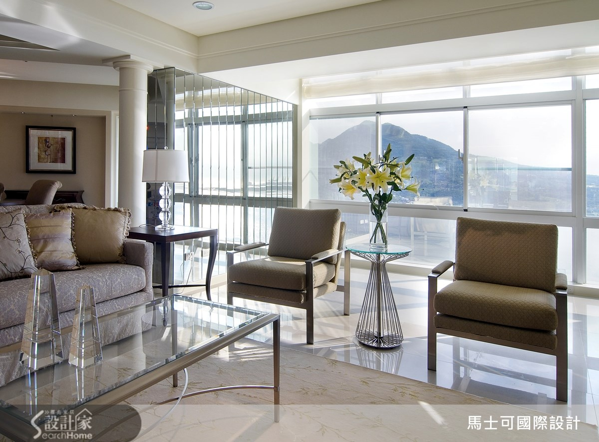 新成屋(5年以下)_美式風案例圖片_馬士可國際設計有限公司_馬士可_06之2