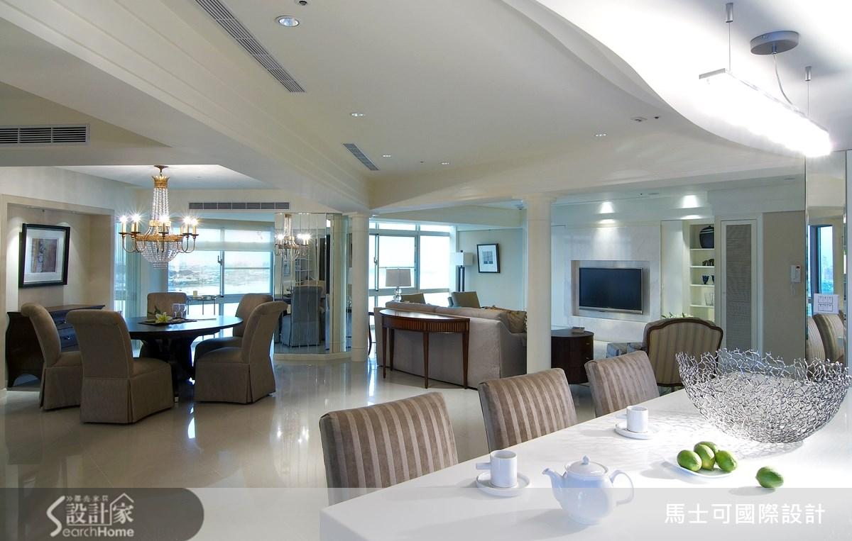 新成屋(5年以下)_美式風案例圖片_馬士可國際設計有限公司_馬士可_06之3