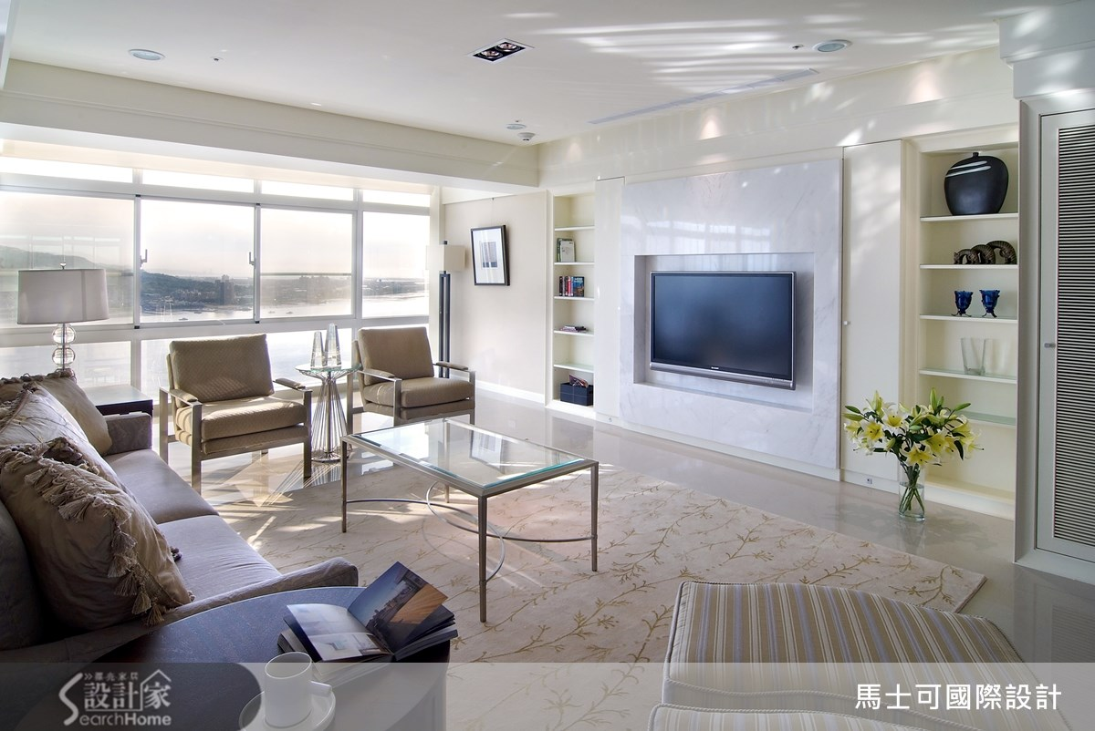新成屋(5年以下)_美式風案例圖片_馬士可國際設計有限公司_馬士可_06之1