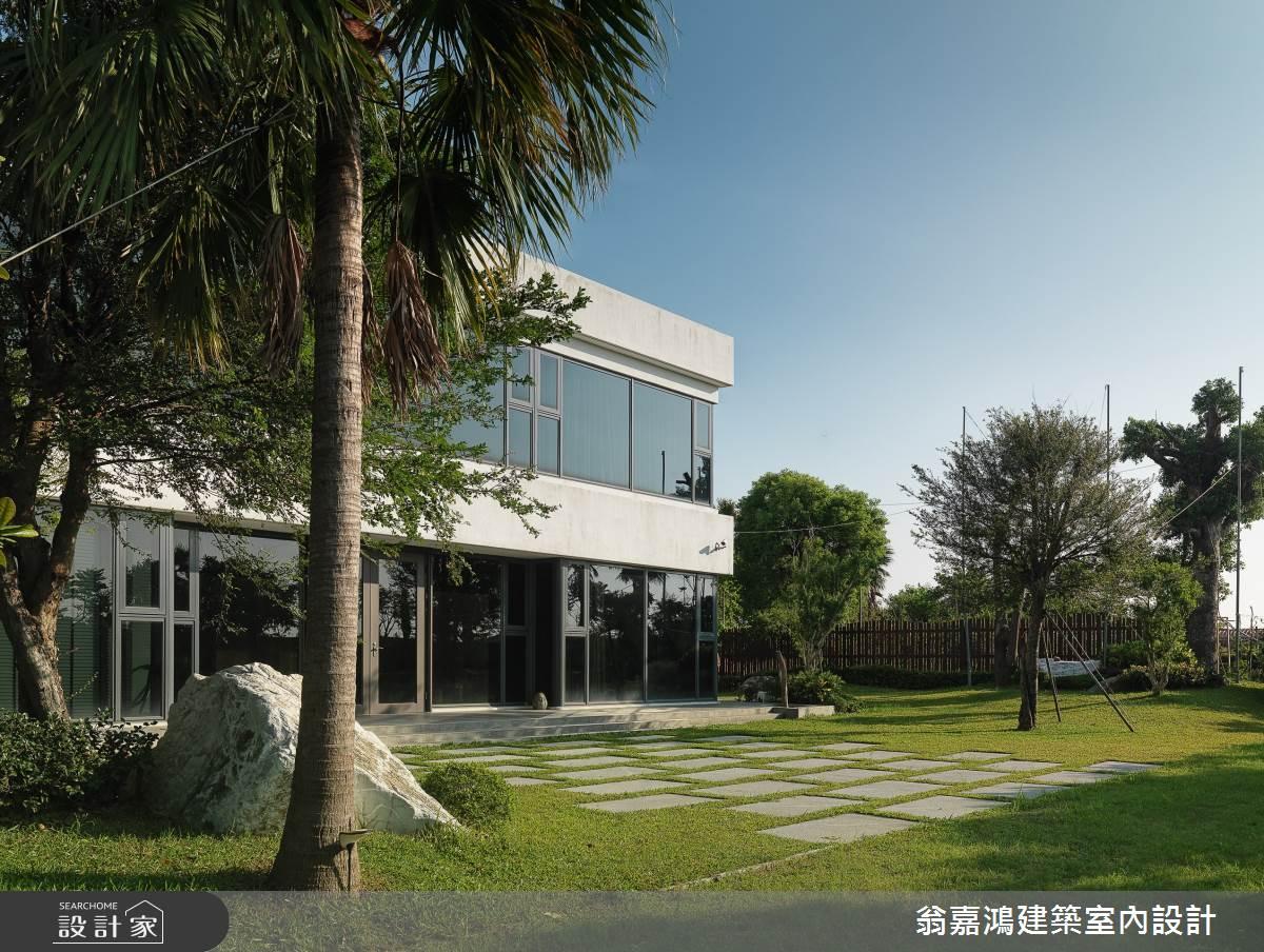 200坪_休閒風案例圖片_翁嘉鴻建築室內設計_懷生_C House-1之3