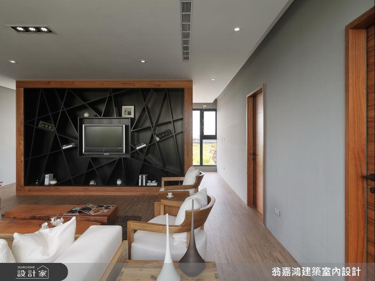 200坪_休閒風案例圖片_翁嘉鴻建築室內設計_懷生_1.桃園-C House之5