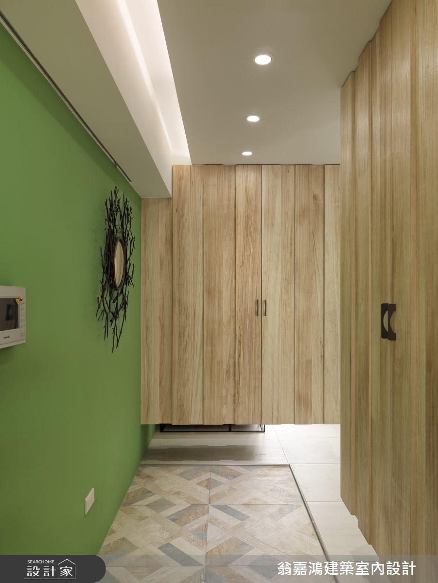 50坪老屋(16~30年)_療癒風案例圖片_翁嘉鴻建築室內設計_懷生_G House-1之2