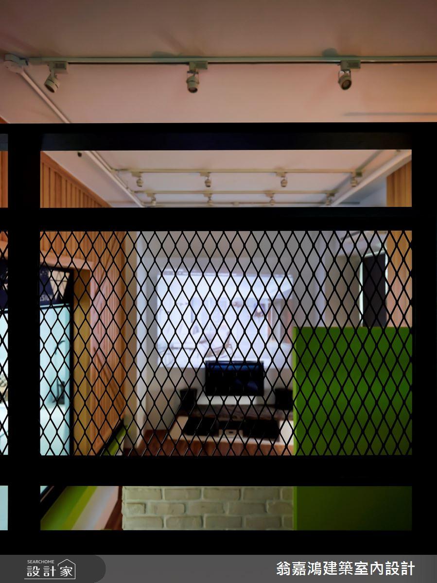 40坪新成屋(5年以下)_療癒風案例圖片_翁嘉鴻建築室內設計_懷生_L House-4之5