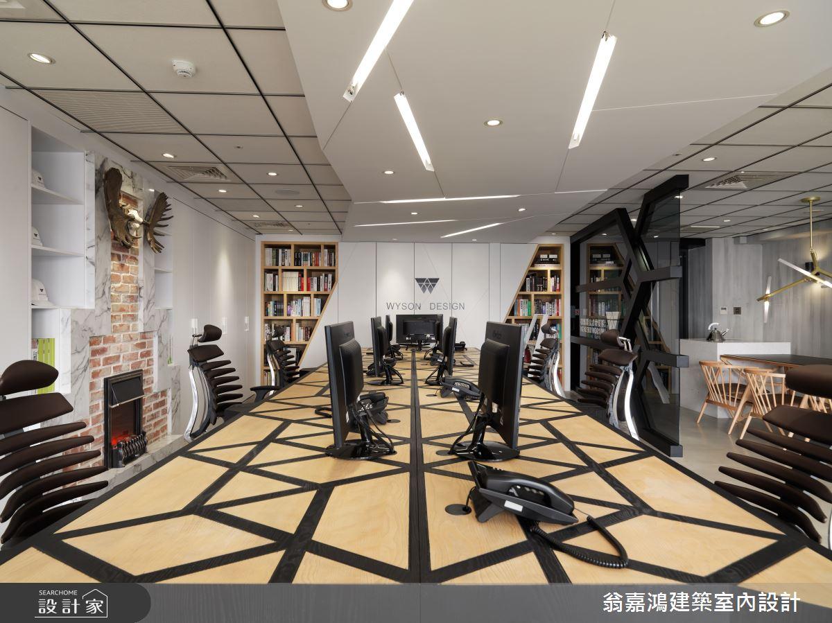 50坪新成屋(5年以下)_休閒風案例圖片_翁嘉鴻建築室內設計_懷生_懷生國際設計辦公室之4