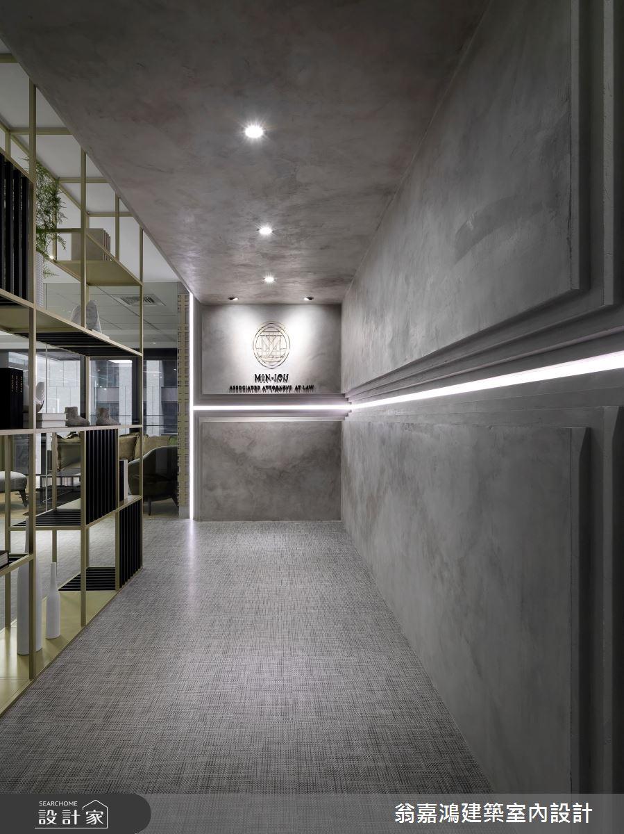 100坪新成屋(5年以下)_現代風案例圖片_翁嘉鴻建築室內設計_懷生_銘洲聯合法律事務所之2