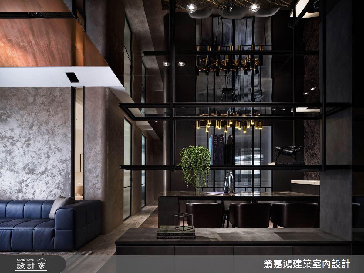 40坪新成屋(5年以下)_現代風案例圖片_翁嘉鴻建築室內設計_懷生_49.新莊-J House之2