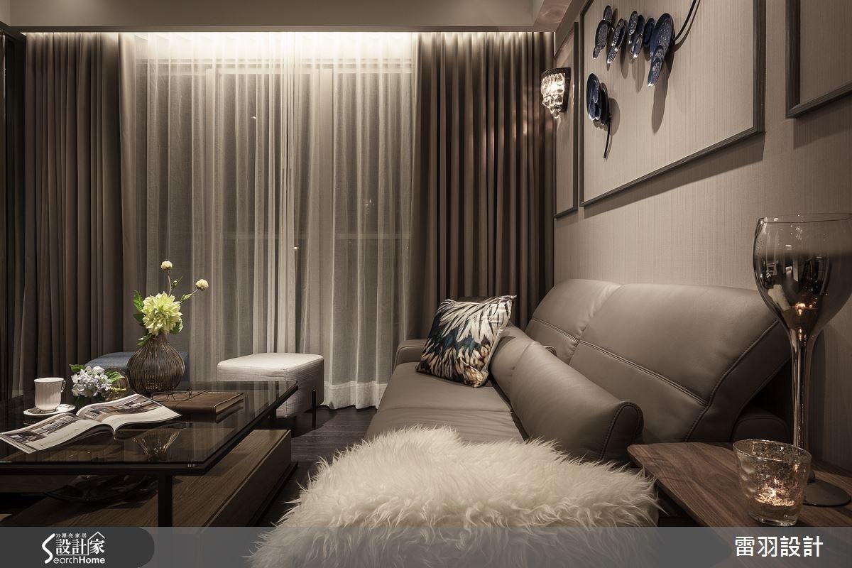 新成屋(5年以下)_現代風客廳案例圖片_雷羽設計_雷羽_06之3