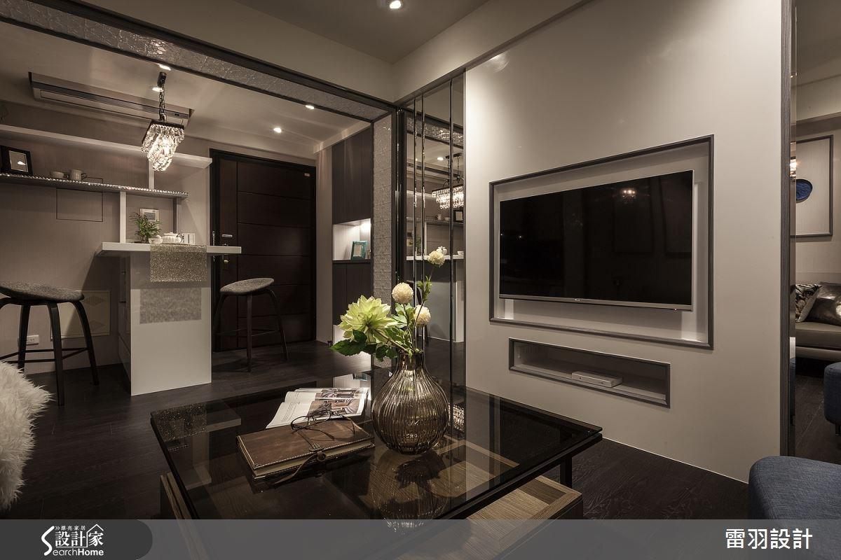 新成屋(5年以下)_現代風客廳案例圖片_雷羽設計_雷羽_06之4
