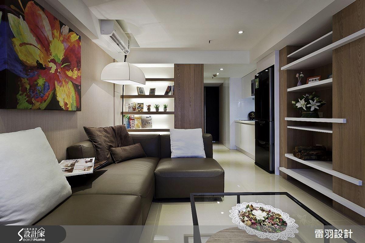 10坪老屋(16~30年)_現代風餐廳案例圖片_雷羽設計_雷羽_07之2