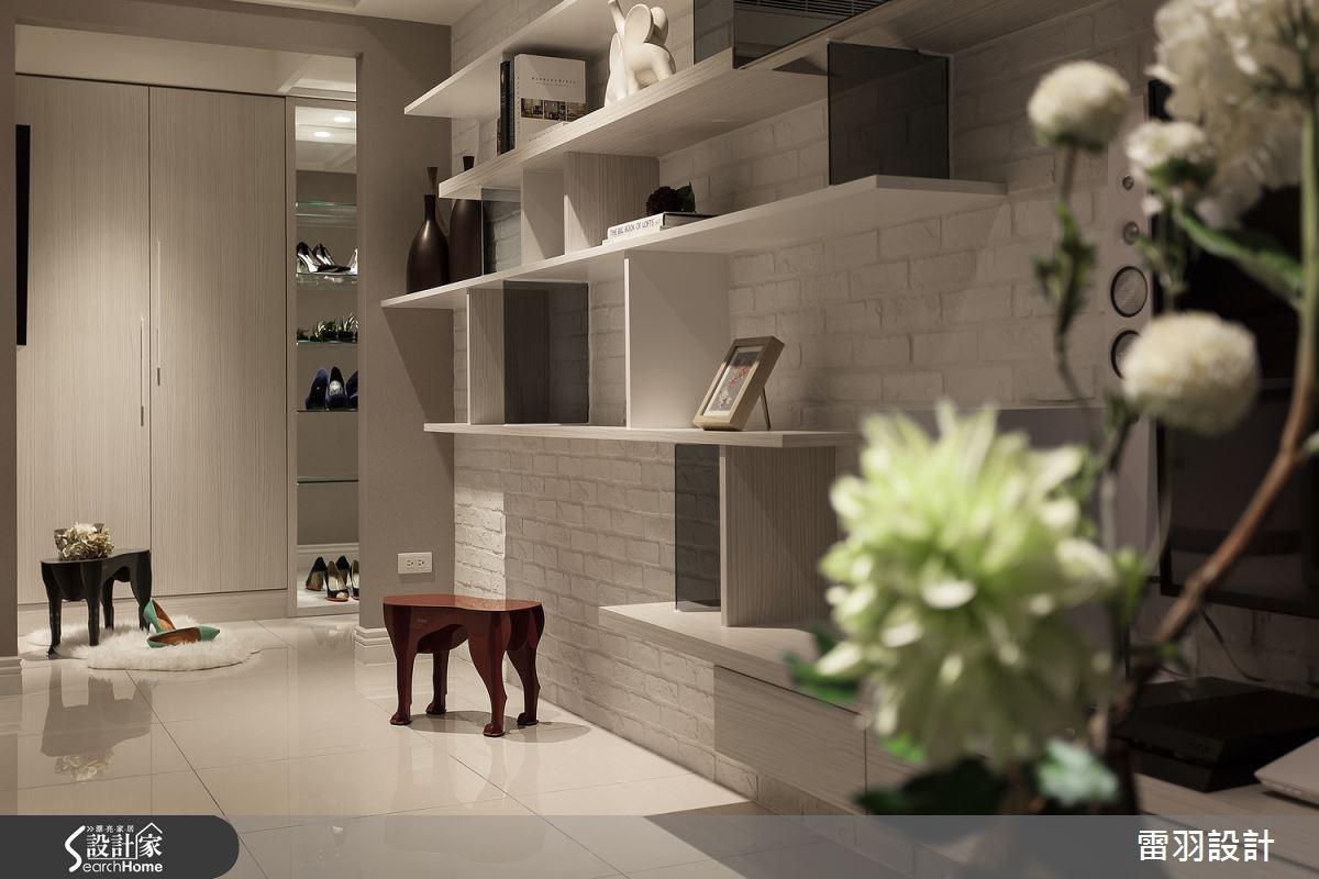 16坪新成屋(5年以下)_現代風客廳案例圖片_雷羽設計_雷羽_08之8