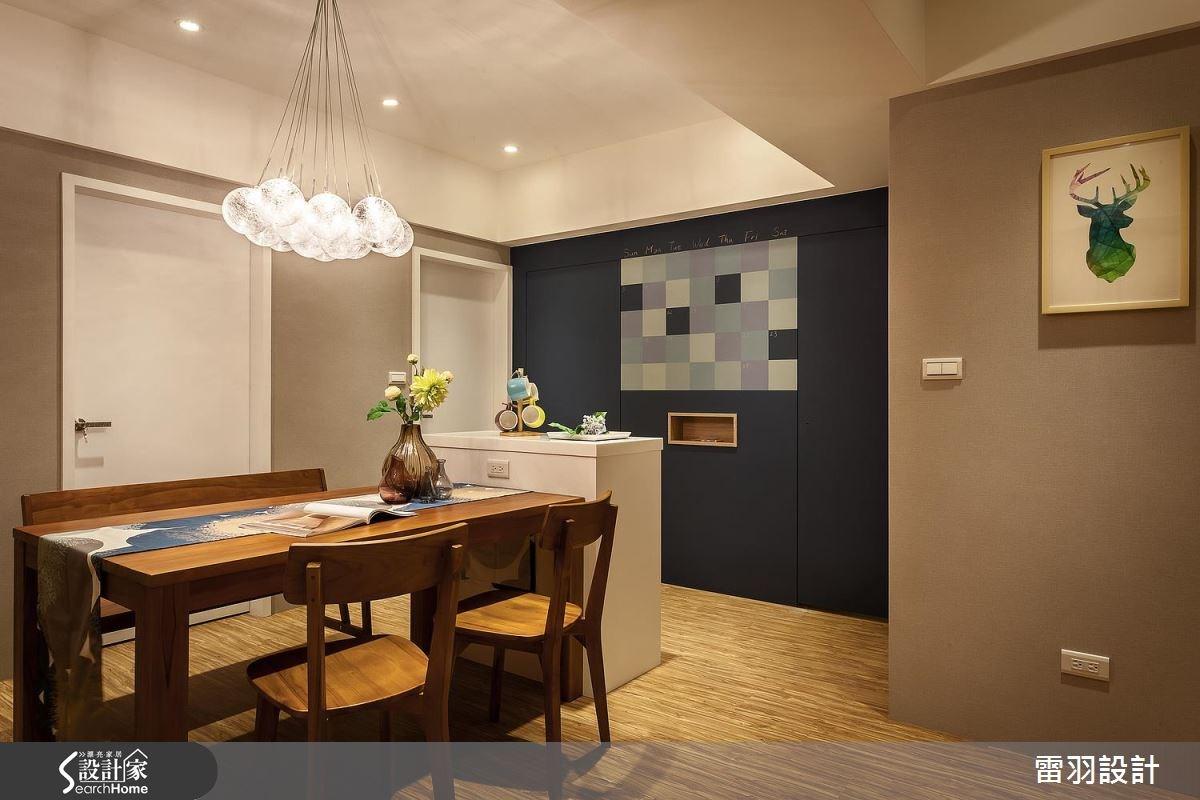 中古屋(5~15年)_北歐風餐廳案例圖片_雷羽設計_雷羽_12之9