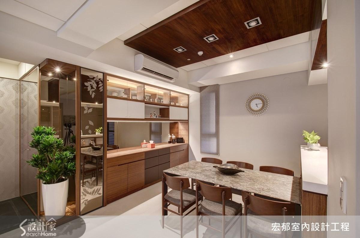 50坪新成屋(5年以下)_現代風案例圖片_宏郁空間美學_宏郁_03之3