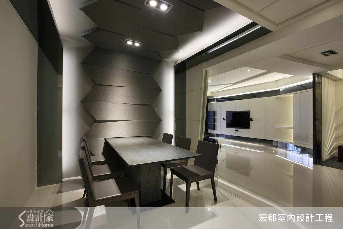 50坪新成屋(5年以下)_現代風案例圖片_宏郁空間美學_宏郁_05之17