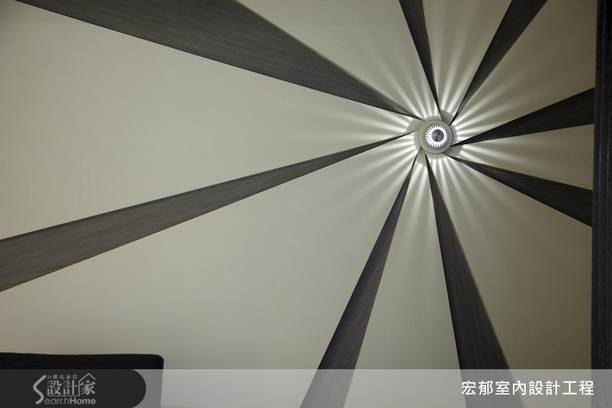 50坪新成屋(5年以下)_現代風案例圖片_宏郁空間美學_宏郁_05之13