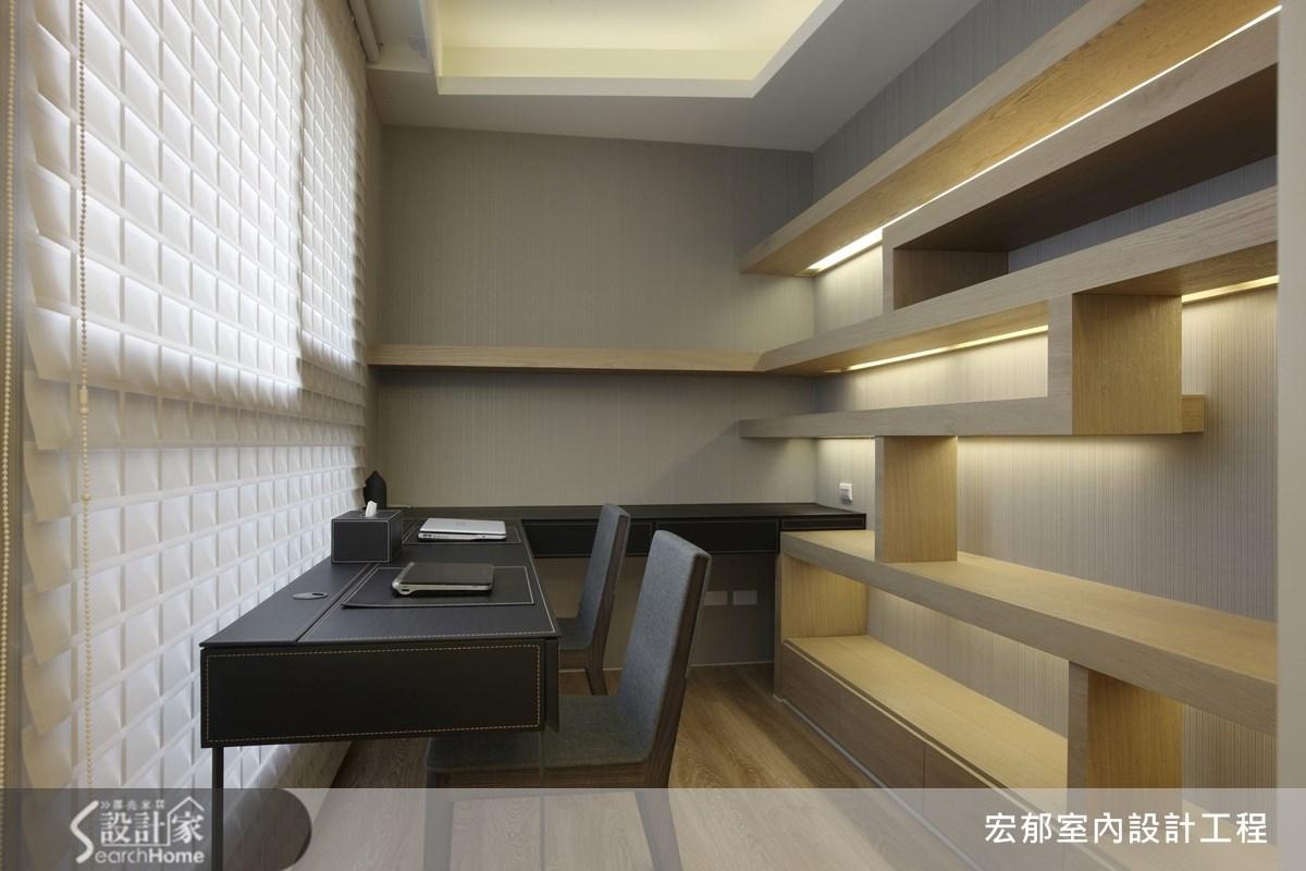 50坪新成屋(5年以下)_現代風案例圖片_宏郁空間美學_宏郁_05之23