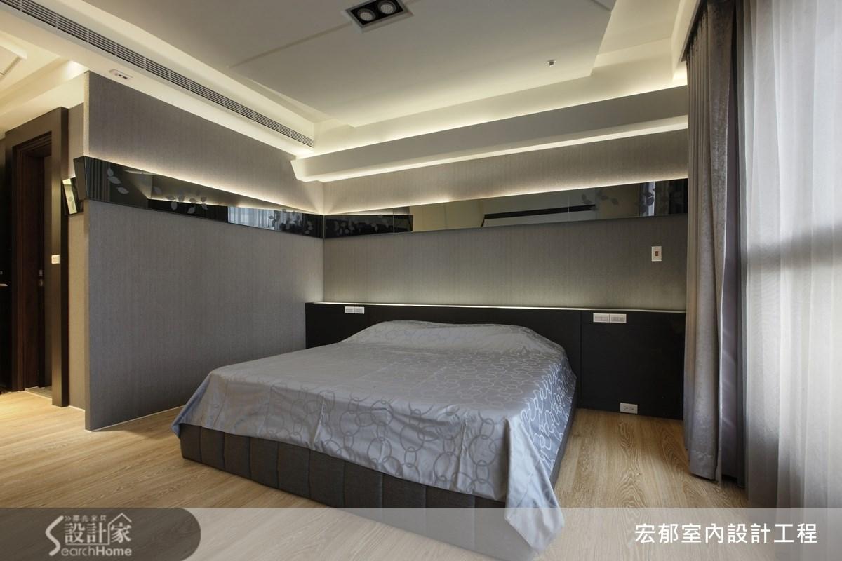 50坪新成屋(5年以下)_現代風案例圖片_宏郁空間美學_宏郁_05之21