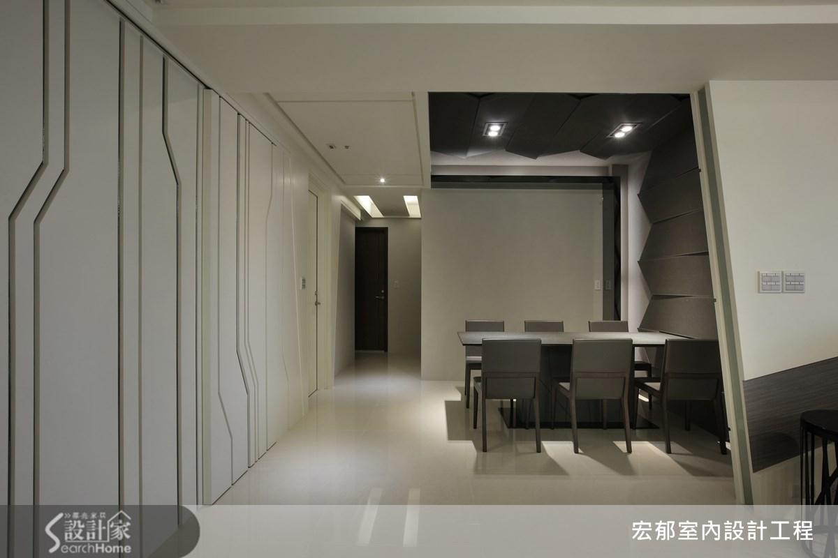 50坪新成屋(5年以下)_現代風案例圖片_宏郁空間美學_宏郁_05之15