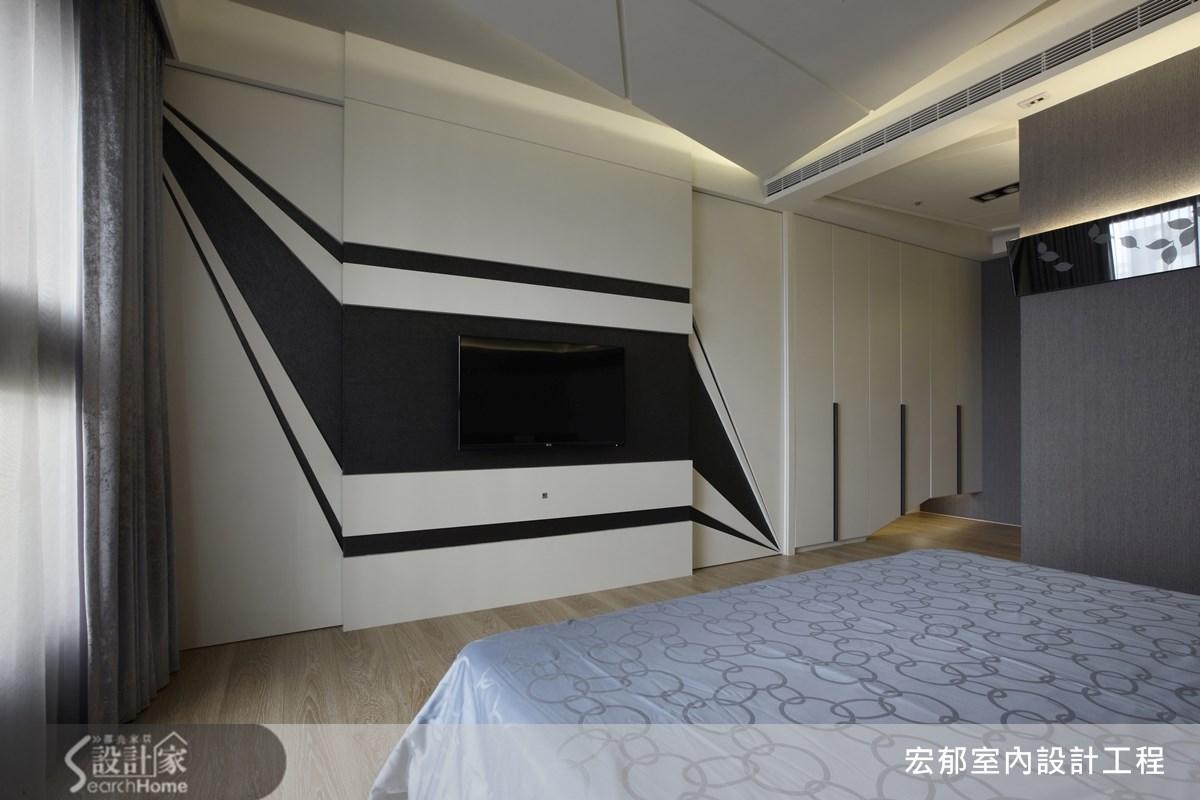 50坪新成屋(5年以下)_現代風案例圖片_宏郁空間美學_宏郁_05之20