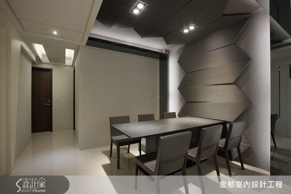 50坪新成屋(5年以下)_現代風案例圖片_宏郁空間美學_宏郁_05之16