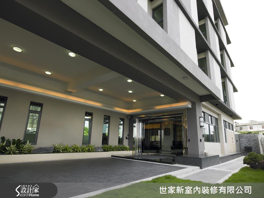 160坪新成屋(5年以下)_現代風案例圖片_世家新室內裝修有限公司_世家新_06之1