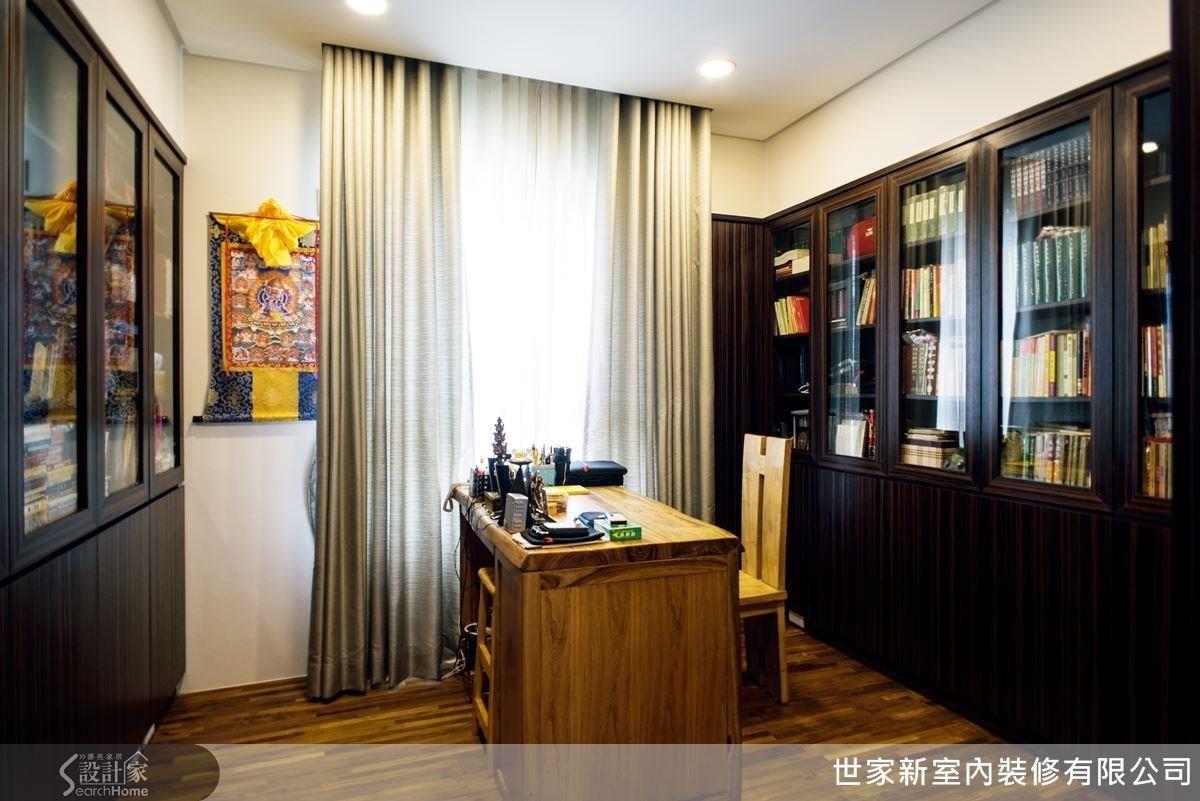 60坪新成屋(5年以下)_新中式風案例圖片_世家新室內裝修有限公司_世家新_09之2