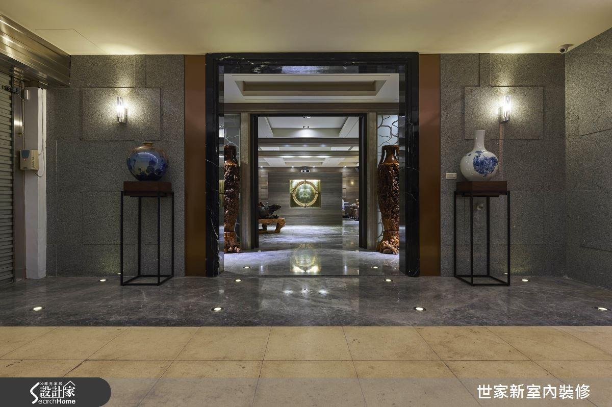 70坪老屋(16~30年)_新中式風案例圖片_世家新室內裝修有限公司_世家新_10之2