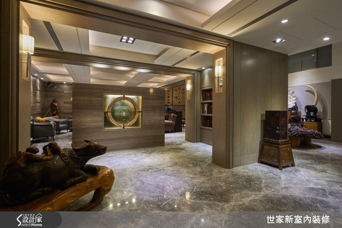 70坪老屋(16~30年)_新中式風案例圖片_世家新室內裝修有限公司_世家新_10之3