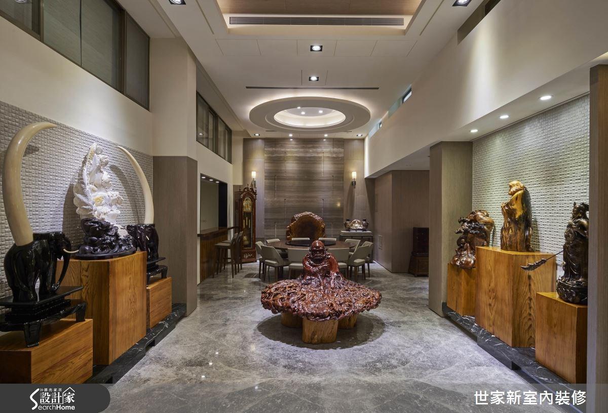 70坪老屋(16~30年)_新中式風案例圖片_世家新室內裝修有限公司_世家新_10之7
