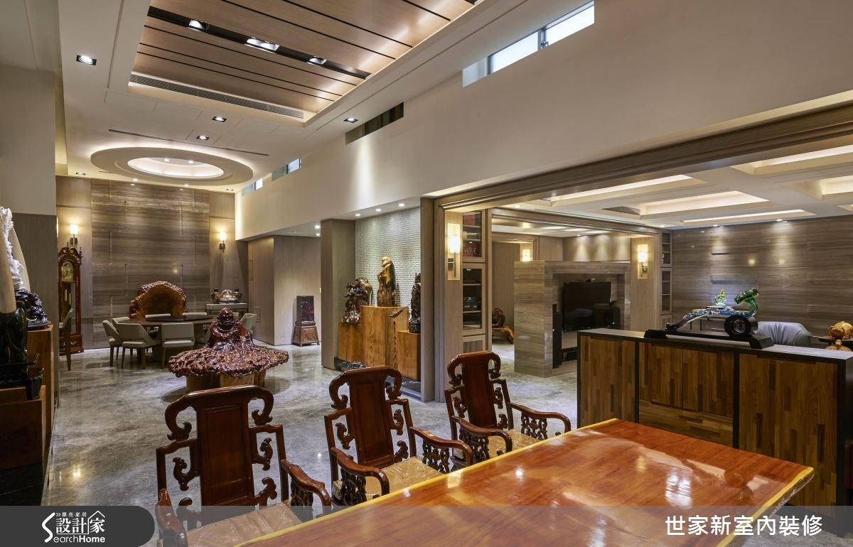 70坪老屋(16~30年)_新中式風案例圖片_世家新室內裝修有限公司_世家新_10之8