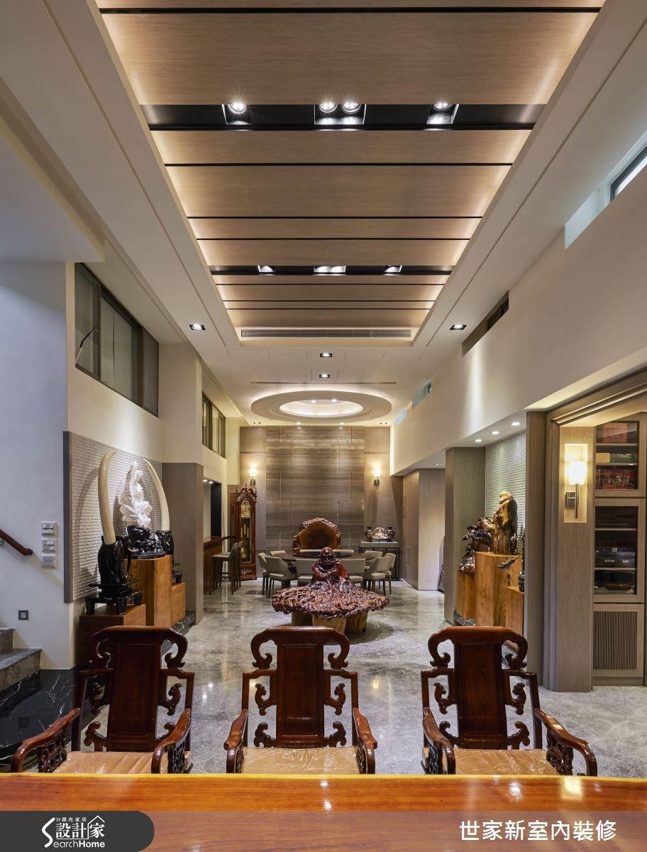 70坪老屋(16~30年)_新中式風案例圖片_世家新室內裝修有限公司_世家新_10之9