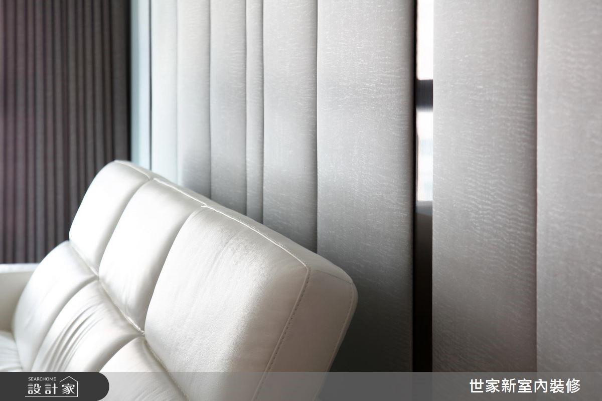 85坪新成屋(5年以下)_現代風客廳案例圖片_世家新室內裝修有限公司_世家新_13之6