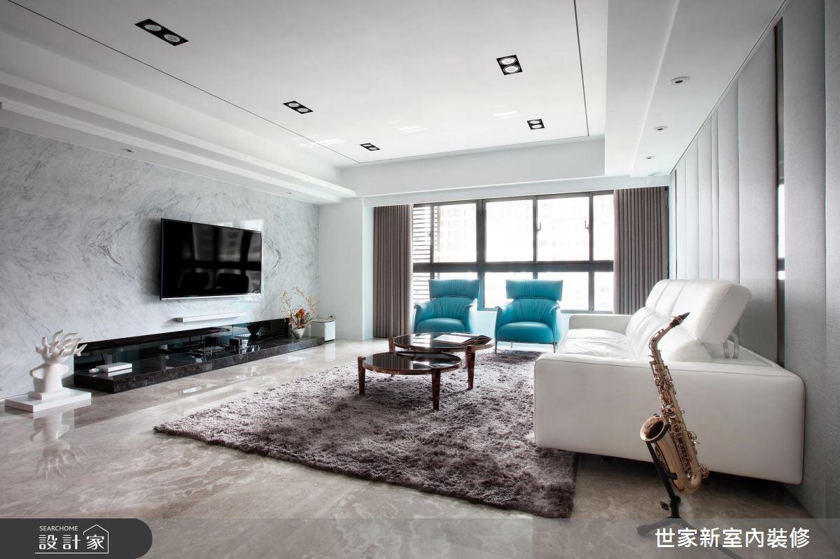 簡單的奢華、內斂的高貴!現代風居家上乘之選