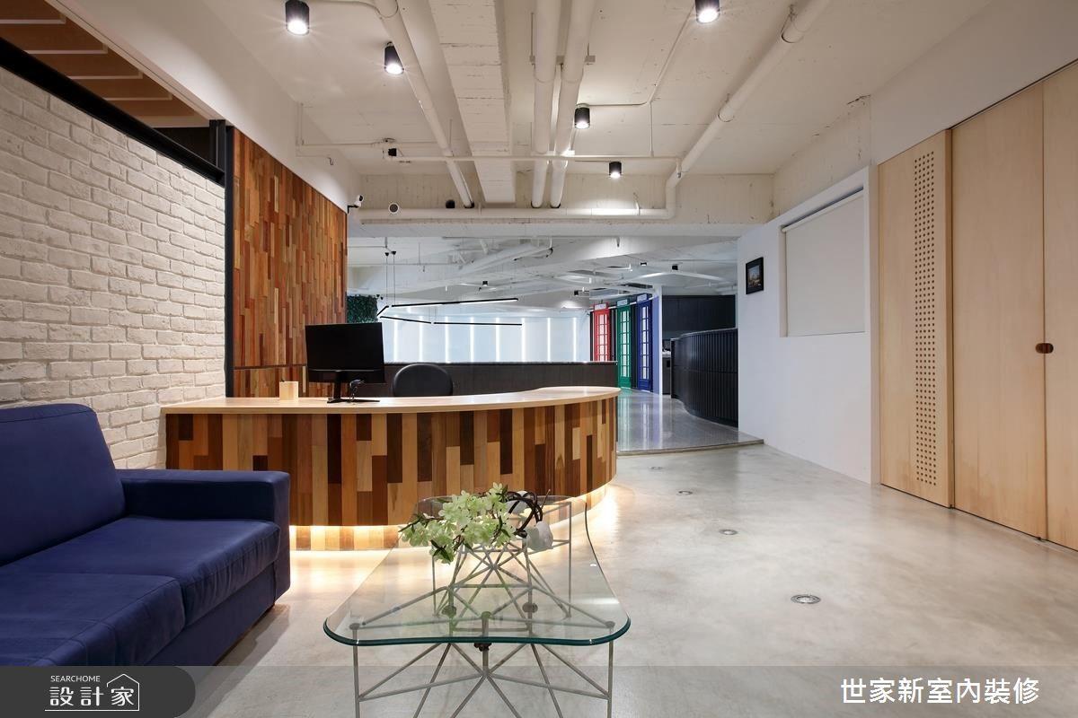 78坪老屋(16~30年)_工業風商業空間案例圖片_世家新室內裝修有限公司_世家新_14之3