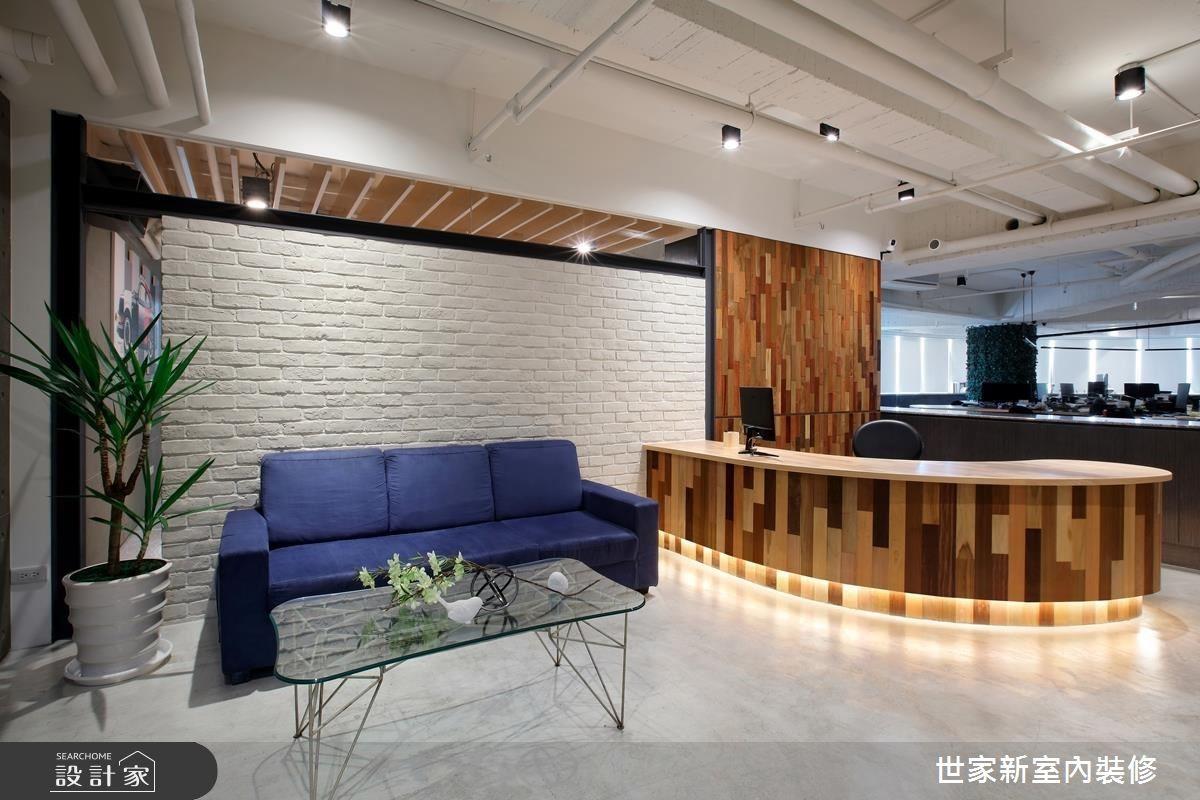 78坪老屋(16~30年)_工業風商業空間案例圖片_世家新室內裝修有限公司_世家新_14之2