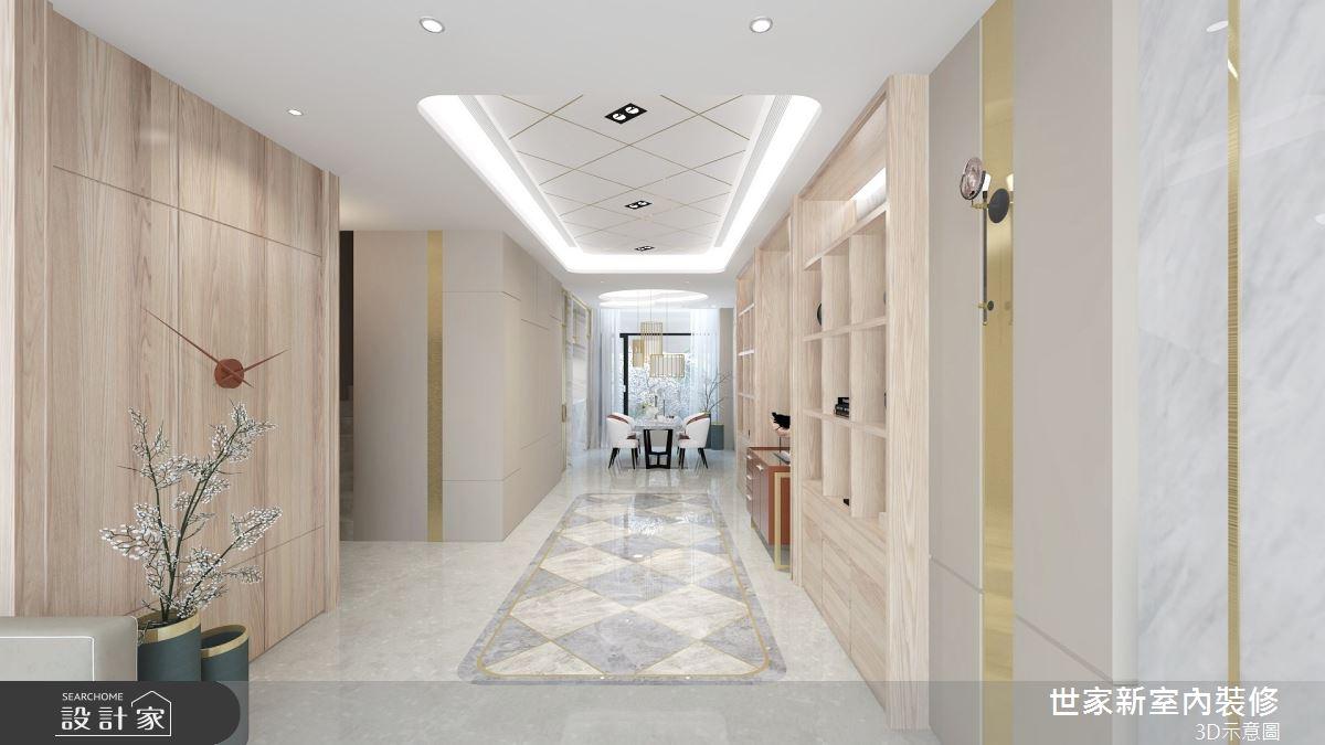 110坪預售屋_混搭風案例圖片_世家新室內裝修有限公司_世家新_21之4