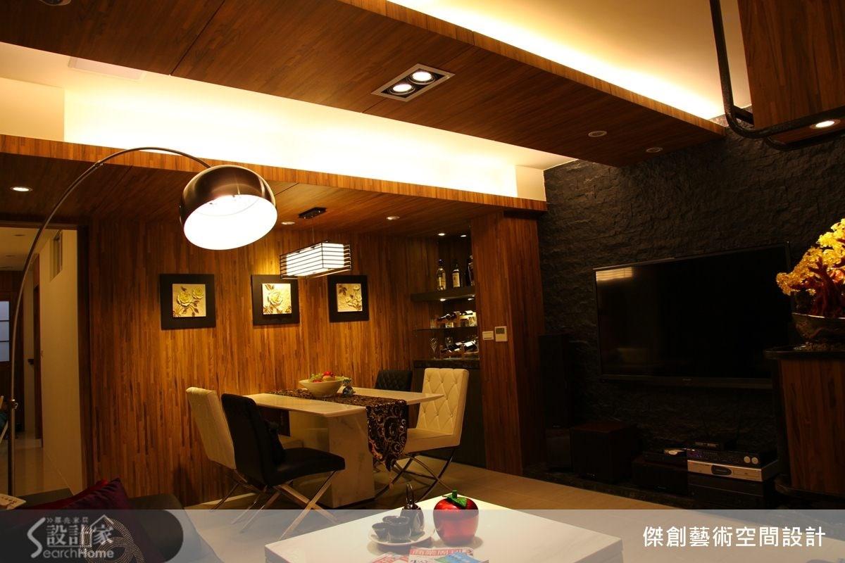 50坪老屋(16~30年)_休閒風案例圖片_傑創藝術空間設計_傑創_01之5