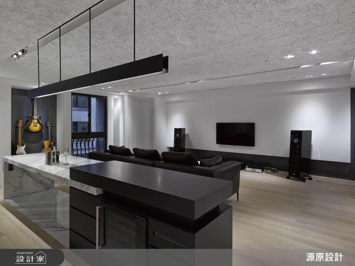 30坪新成屋(5年以下)_現代風案例圖片_源原設計 Peny Hsieh Interiors_源原_02之4