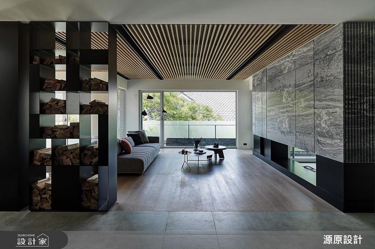 103坪新成屋(5年以下)_現代風客廳案例圖片_源原設計 Peny Hsieh Interiors_源原_14之1