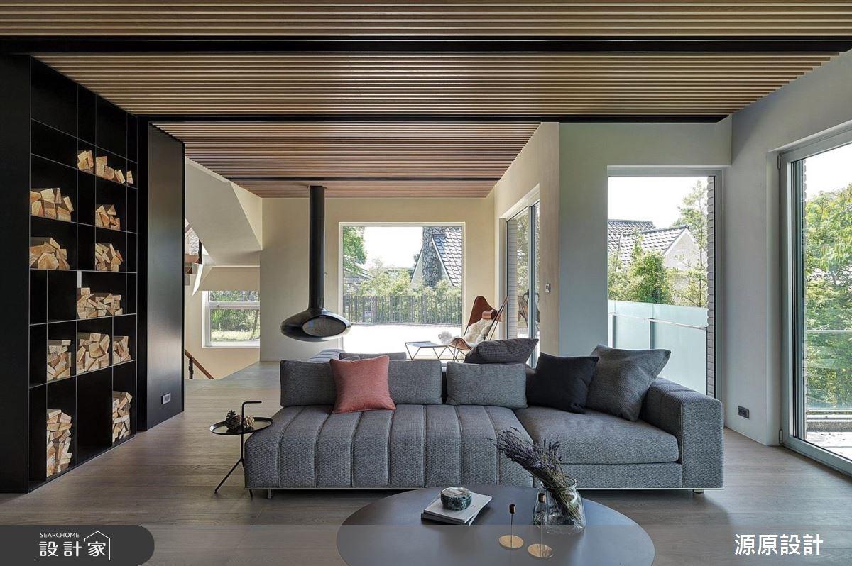 103坪新成屋(5年以下)_現代風客廳案例圖片_源原設計 Peny Hsieh Interiors_源原_14之2