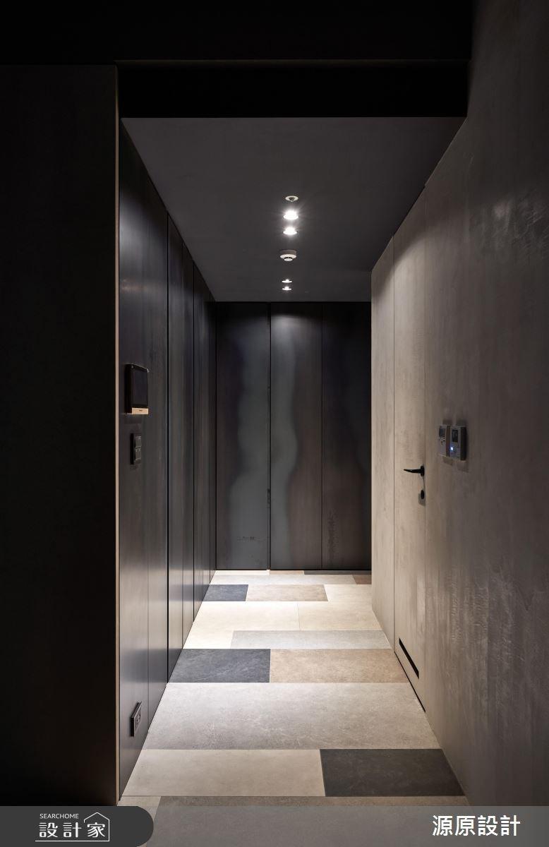 50坪新成屋(5年以下)_現代風玄關案例圖片_源原設計 Peny Hsieh Interiors_源原_17之1