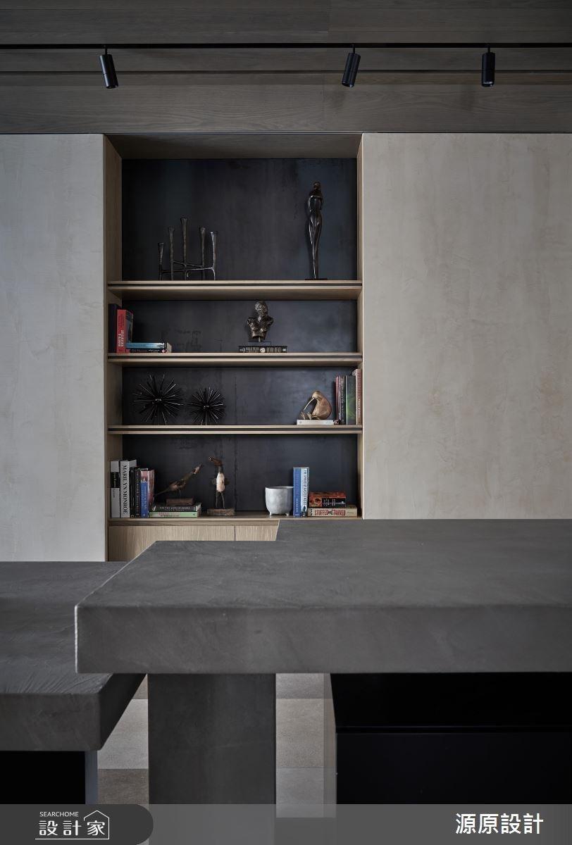 50坪新成屋(5年以下)_現代風餐廳案例圖片_源原設計 Peny Hsieh Interiors_源原_17之5